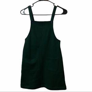 5/$20 John Lewis Forest Green Jumper Dress
